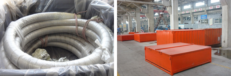 Cementing Hose 10000PSI Packaging