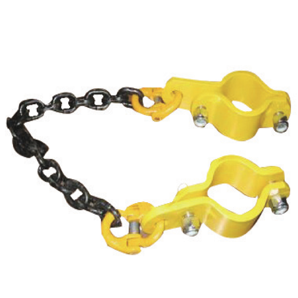 Safety Clamps & Chain for...