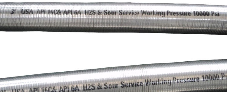Armored Sour Service Hose
