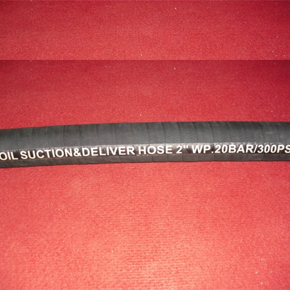 Fuel S/D Hose 300PSI